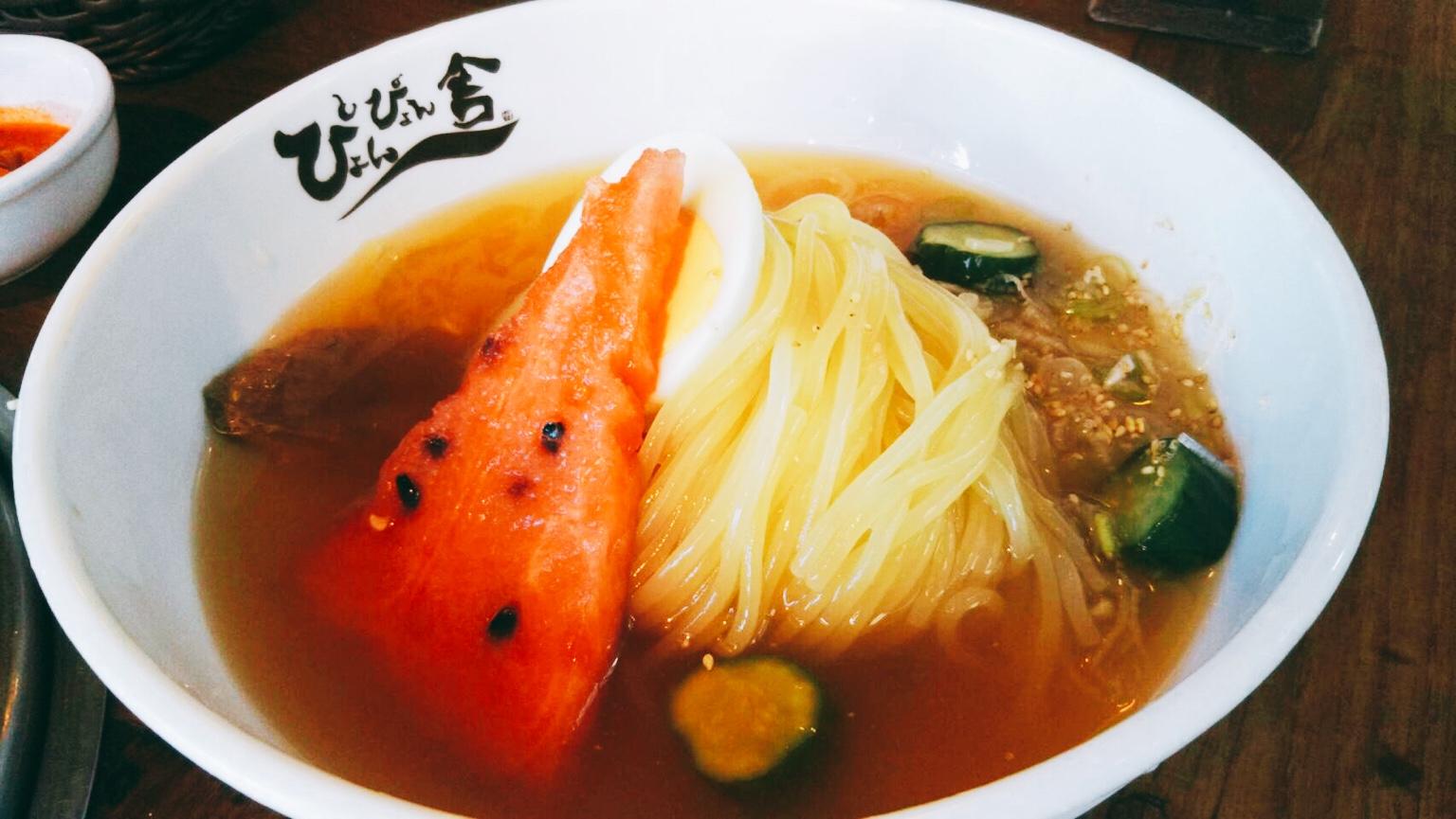 ぴょんぴょん舎で焼肉・冷麺ランチ!in 盛岡