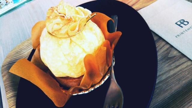 プランタンブランのケーキ「オムニエールマロン」