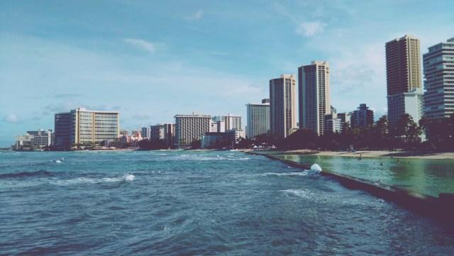 ハワイのホテル「ハイアット・リージェンシー」
