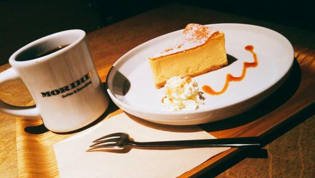 モリヒコのチーズケーキ