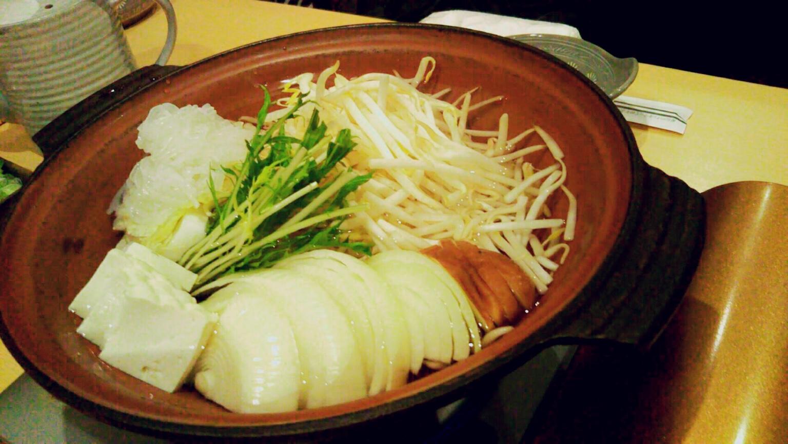 北海しゃぶしゃぶのラム肉食べ放題に参戦!札幌での夕食