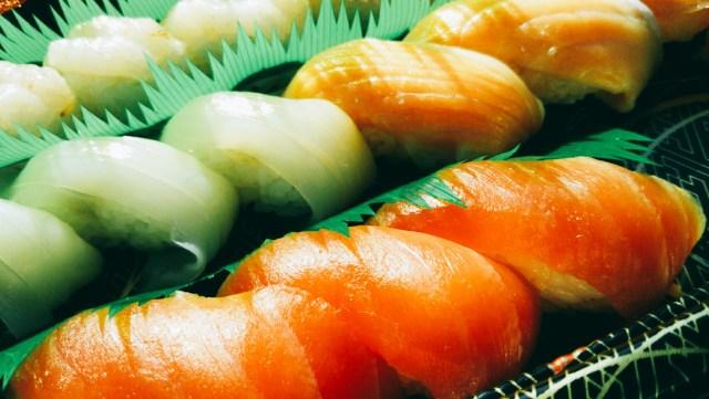 函太郎のお寿司「まぐろコーナー」