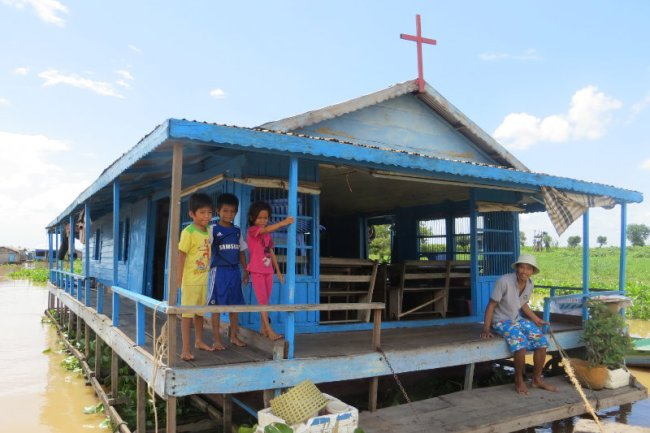 Traveling Apostles Floating Church