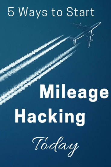 Want to travel for free by earning free flights? Click on this step by step guide that will get you mileage hacking today.