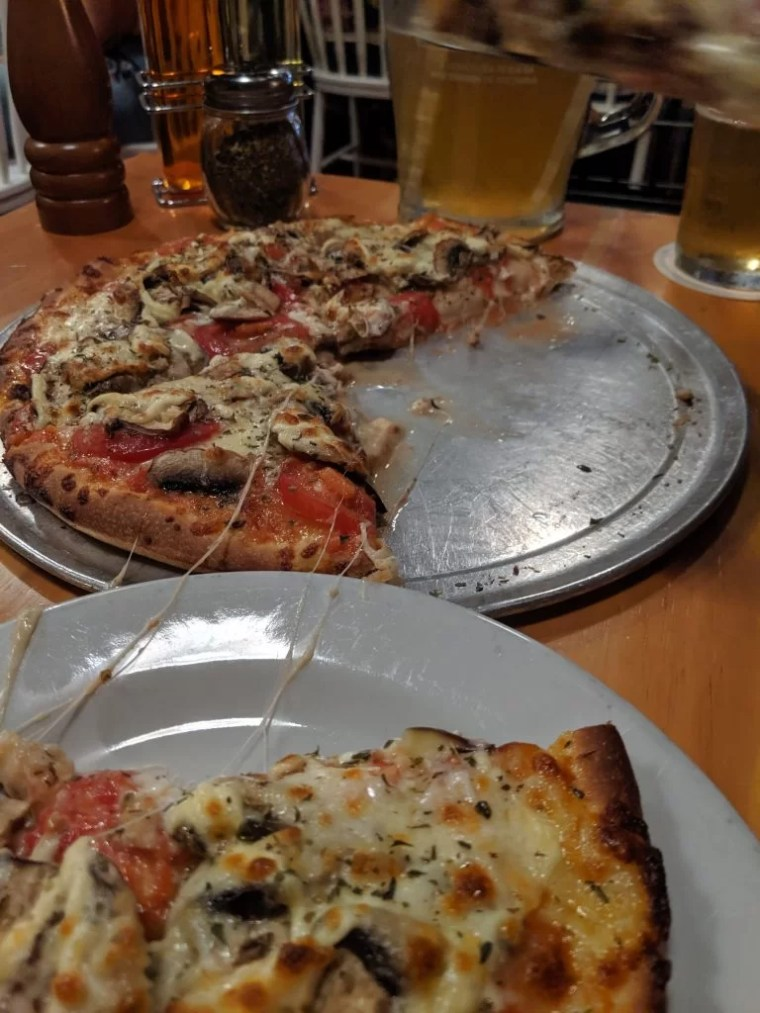 Simon's Pizza and Beer in Medellin, Colombia