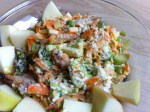 Dungeness Crab and Asparagus Salad Recipe