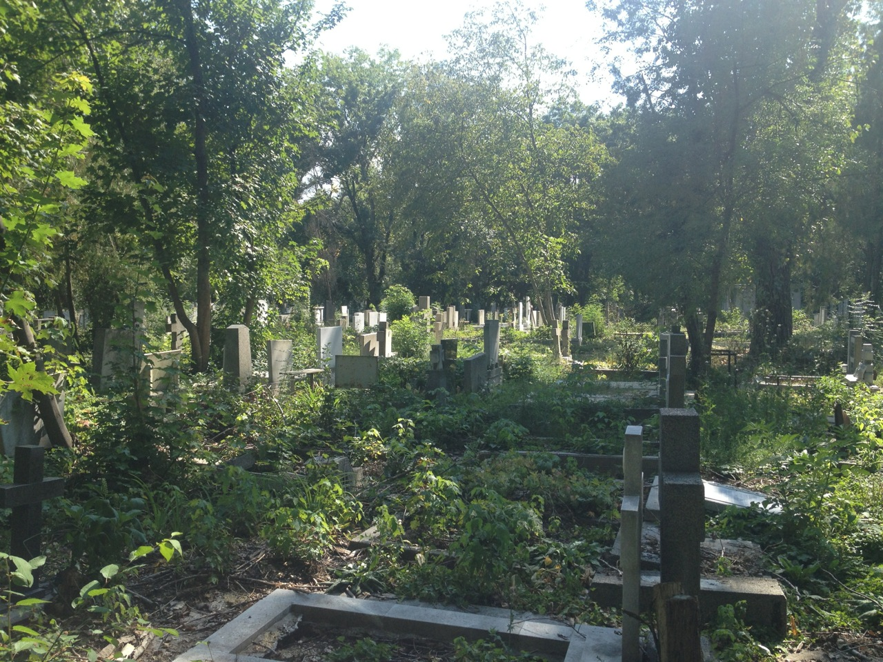 Central Sofia Cemetery