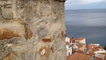 Kavala: Old Town Walls and Byzantine Castle