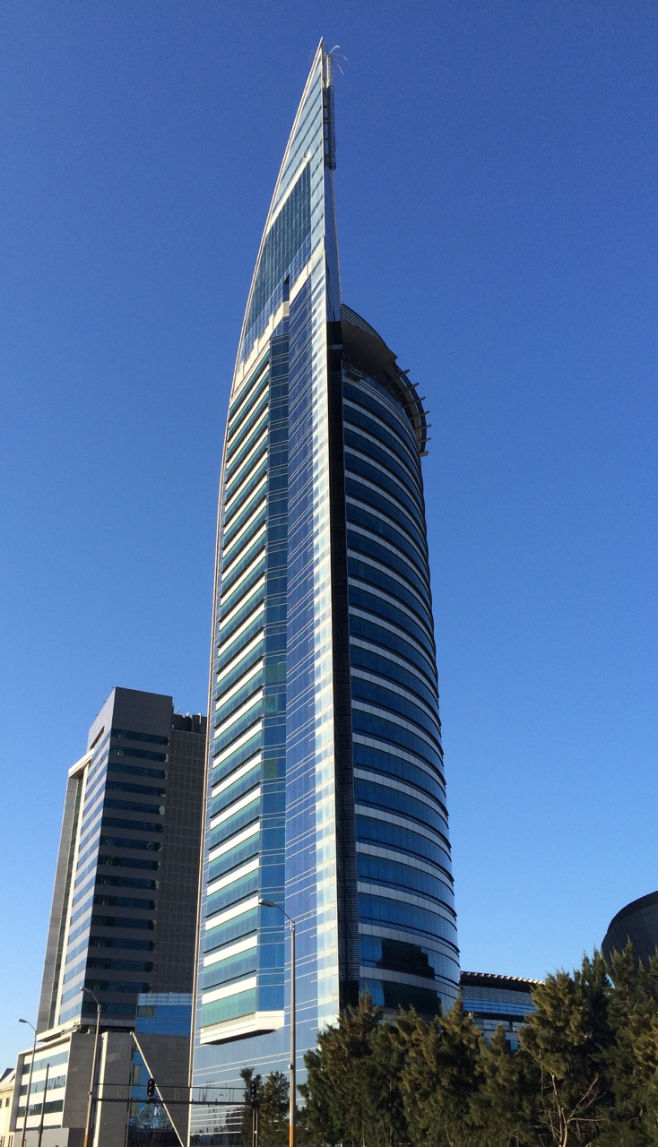 Torre Antel Tower