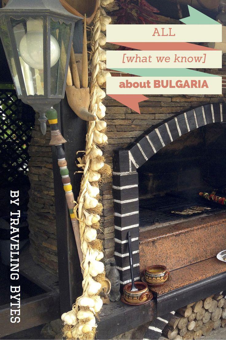 Bulgaria Pin for Pinterest