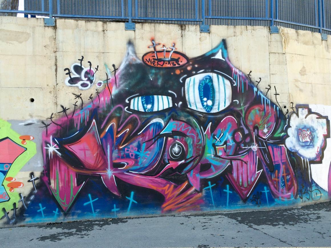 Cyprus street art