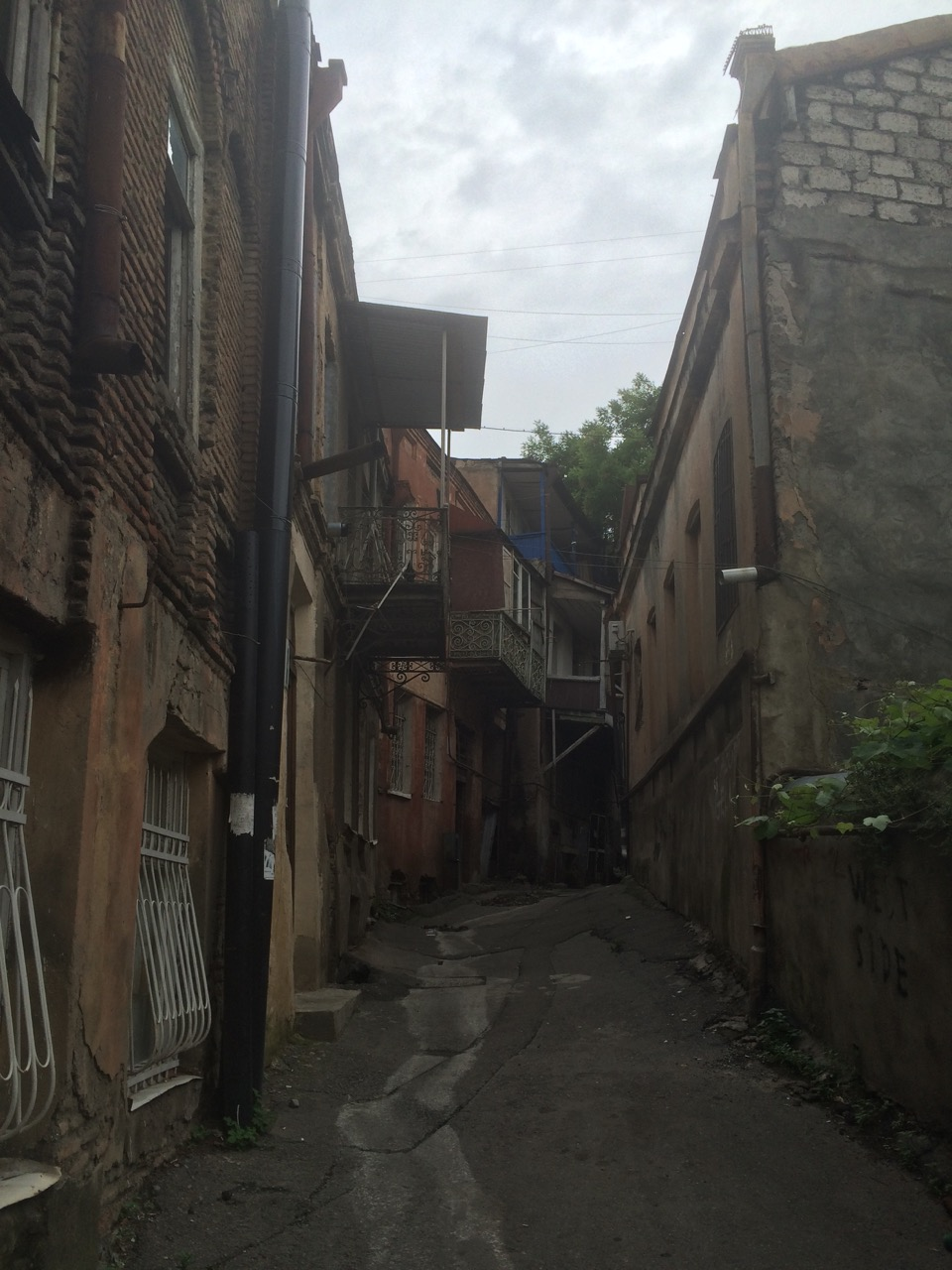 Streets of Old Tbilisi