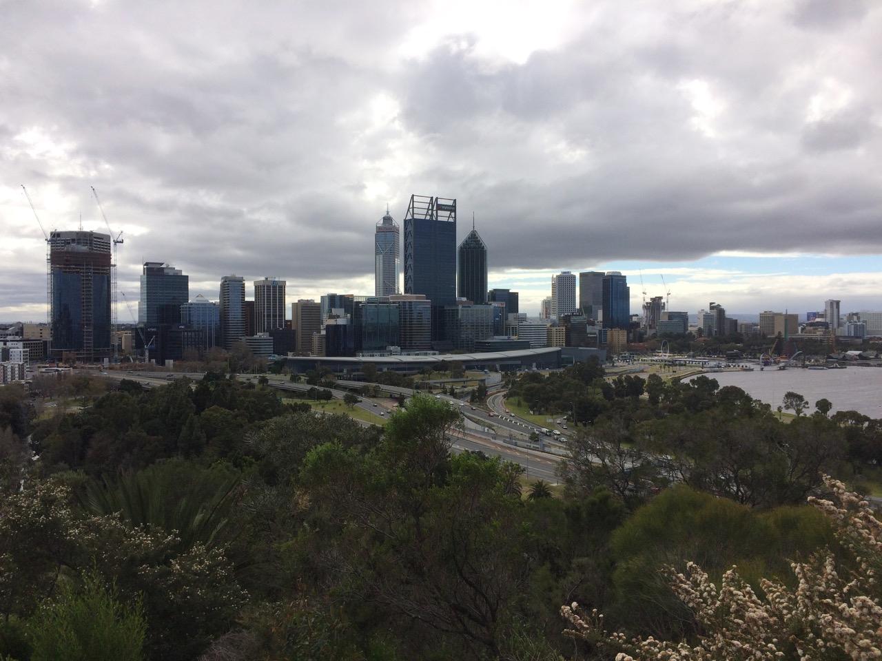 Cold spring in Perth