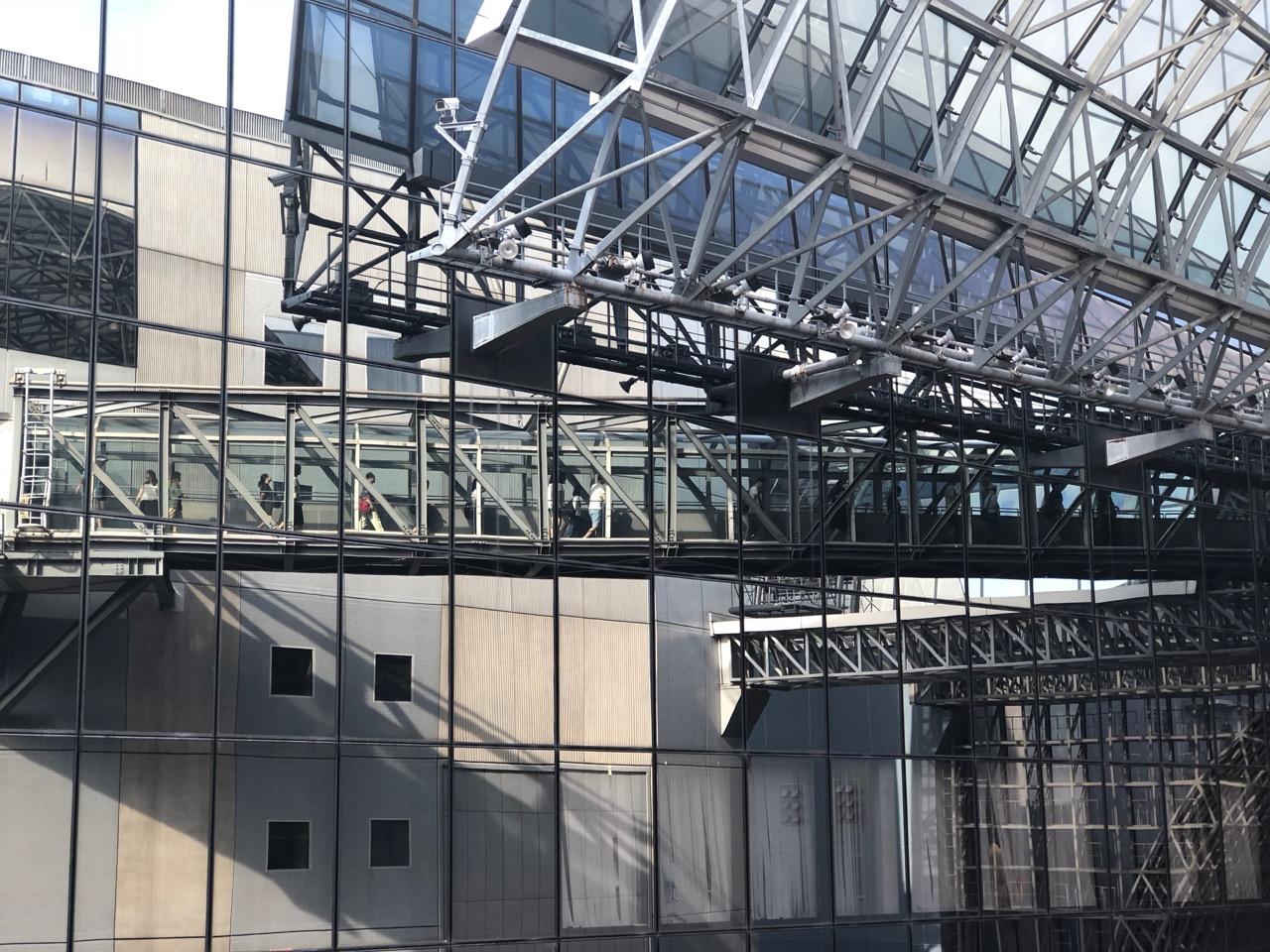 Kyoto Station Architecture