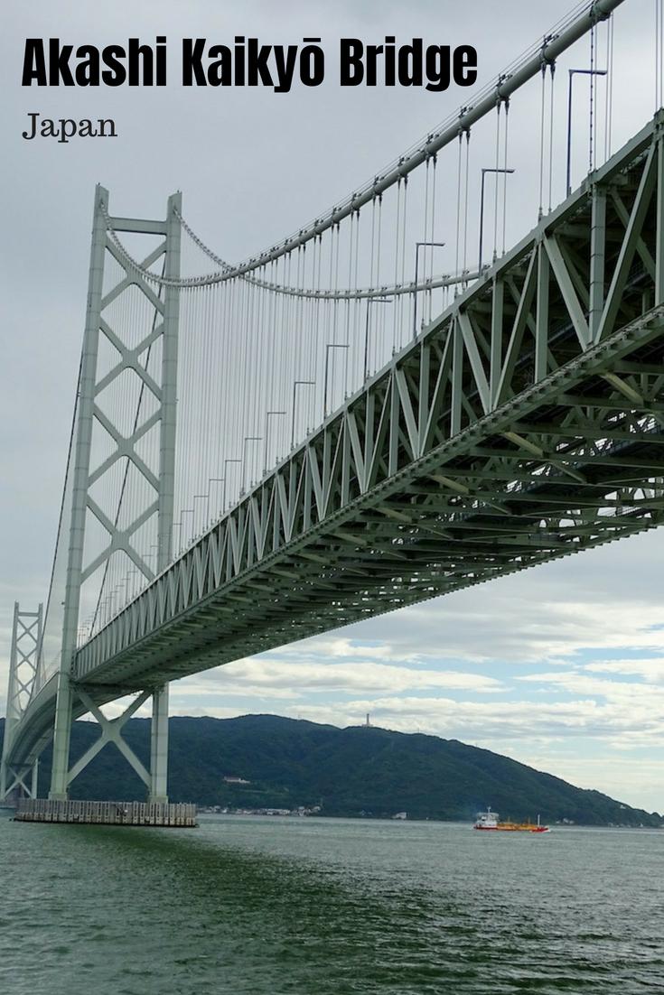 Akashi Kaikyo Bridge Pin