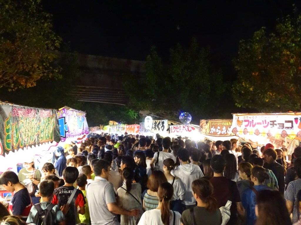 Sakai Big Fish Night Market