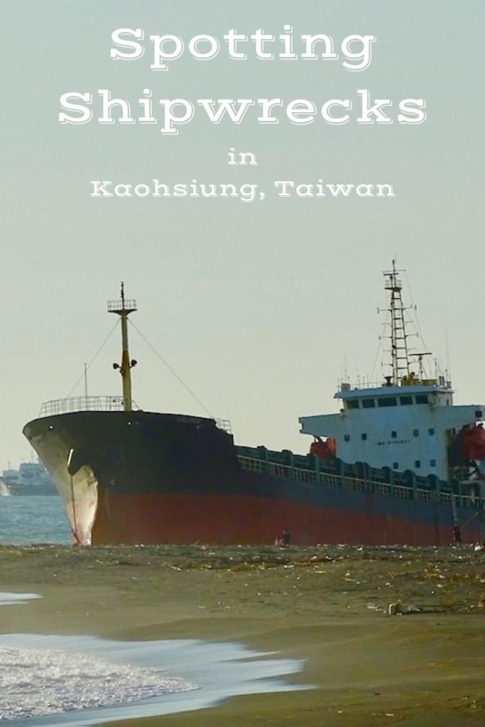 Shipwreck Spotting