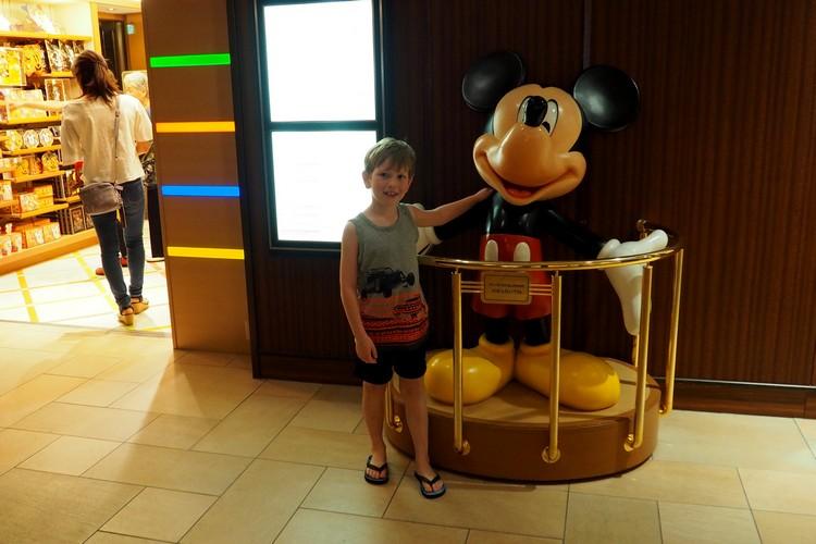 Staying At Tokyo Disney Resort Sheraton Grande Tokyo Bay