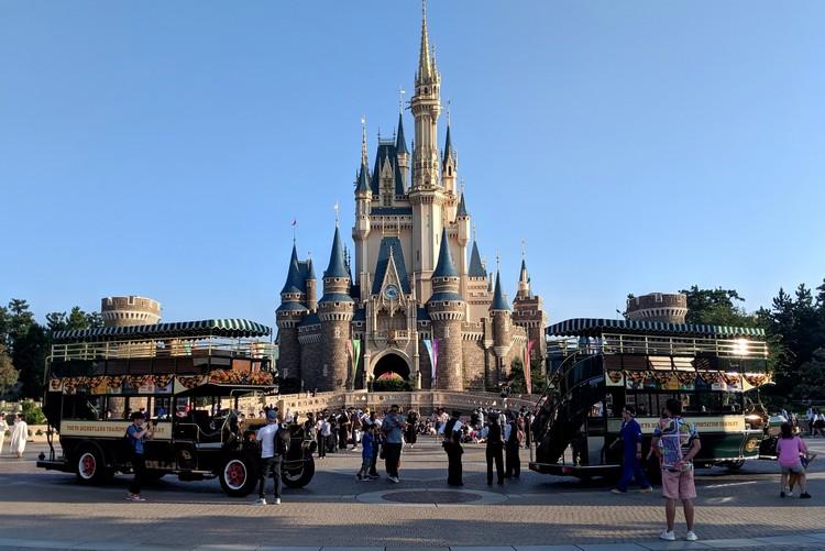 Staying At A Tokyo Disney Resort Sheraton Grande Tokyo Bay