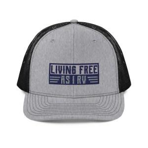 Cool Like the Open Road Trucker & Winter Hats