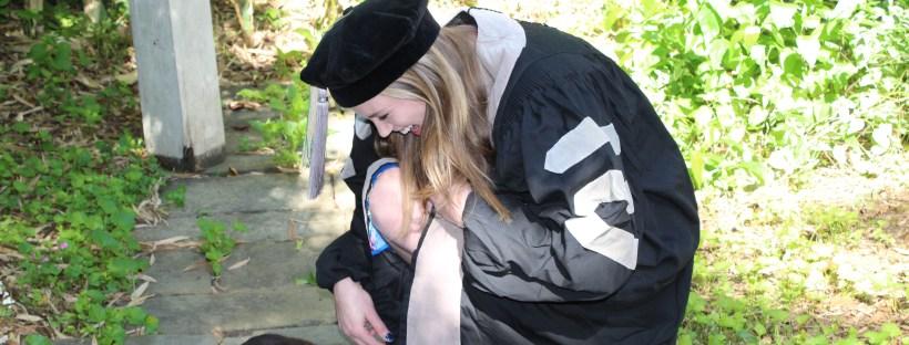 vet school graduation