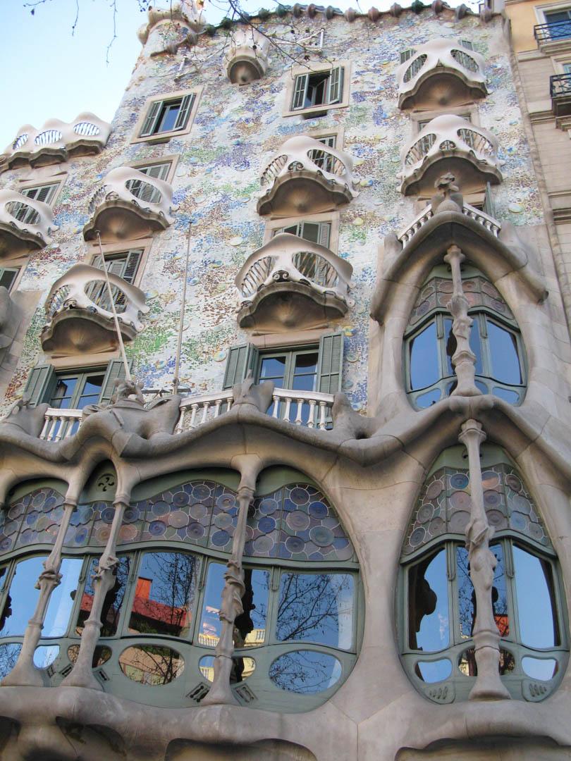 Barcelona  The Adventures of Traveling Duck