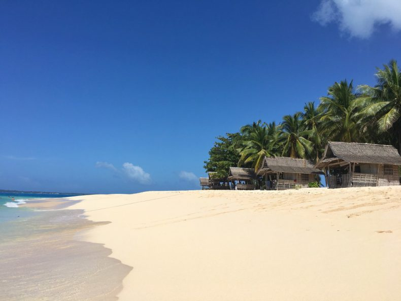 Siargao Philippines Sufing In Paradise