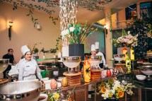 Biltmore Hotel Tbilisi Hosted Opening Of Garden And