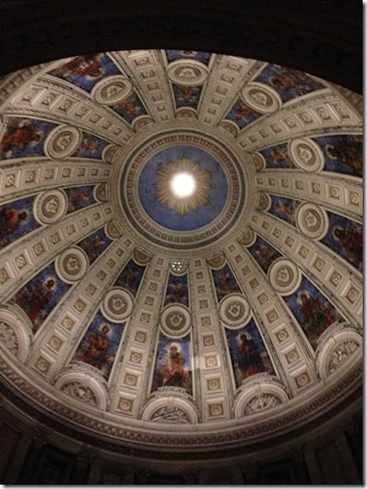 Marble Church dome