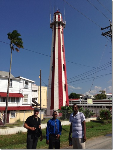 Guyana Lighthouse