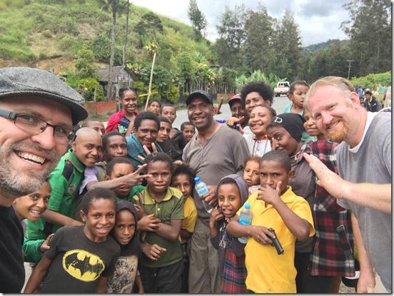 Sari tribe, Kali Clan, Puman Clan Papua New Guinea Highlands
