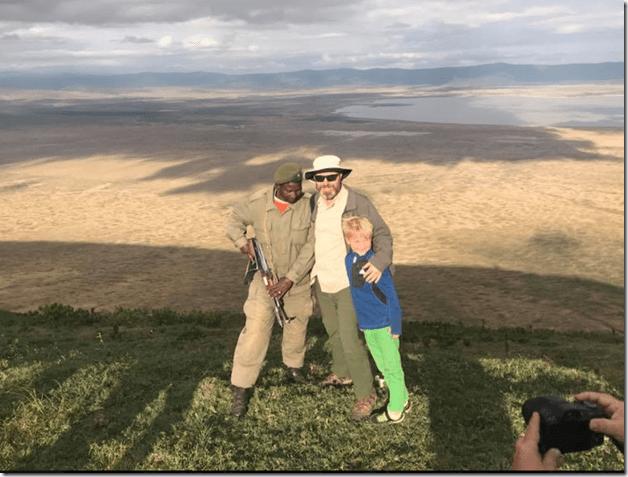 Ngorongo Crater