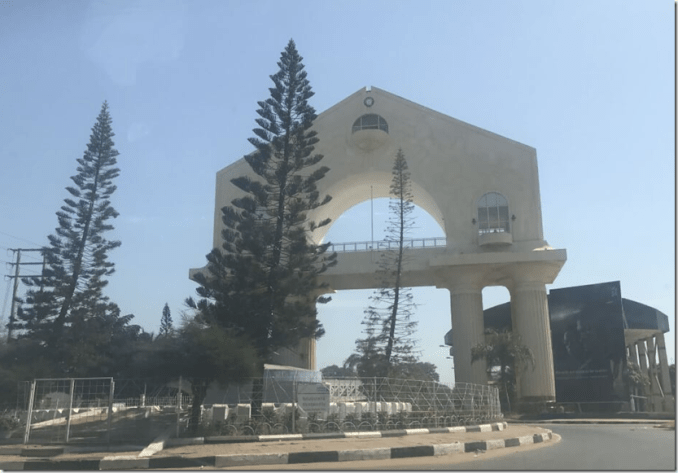 gateway to the gambia