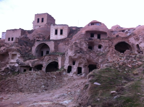 Cappadocia Turkey Underground Cities and Cave Churches