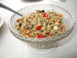 Easy Tabouli Recipe