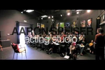 A Review of Aaron Speiser Acting Studio