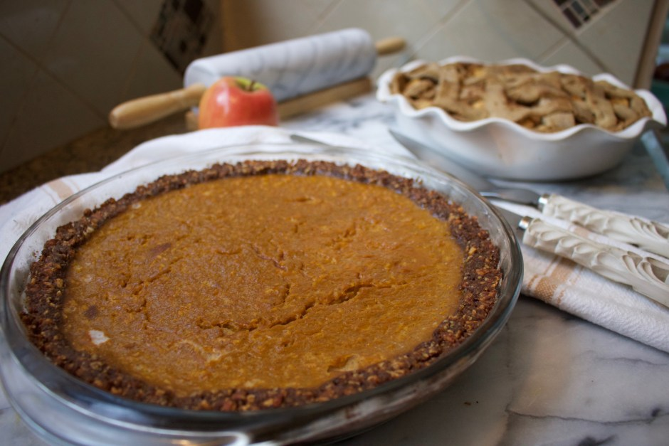 ginger snap cookie pie crust
