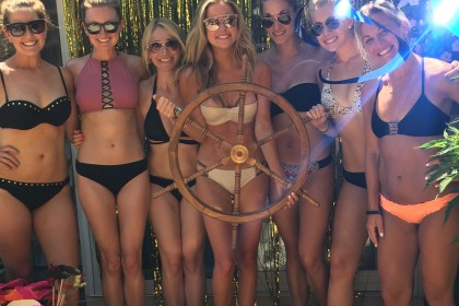 bachelorette party cape cod