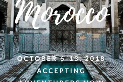 luxury Morocco retreat