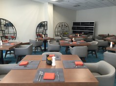 Breakfast room at The Concourse LAX