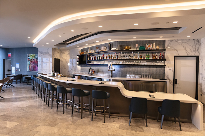 United Unveils Its New Polaris Business Class Lounge In