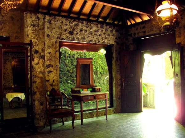 Museum Ullen Sentalu  Beukenhof Restaurant di Yogyakarta