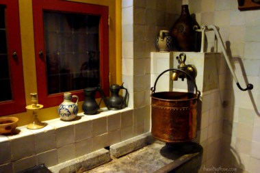 Kitchen in Museum Willet-Holthuysen