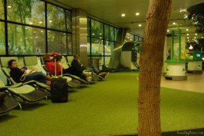 Green Oasis at Schiphol, Amsterdam