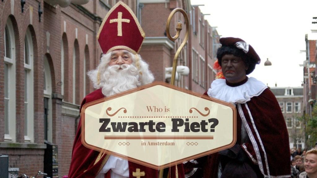 Zwarte Piet in Amsterdam