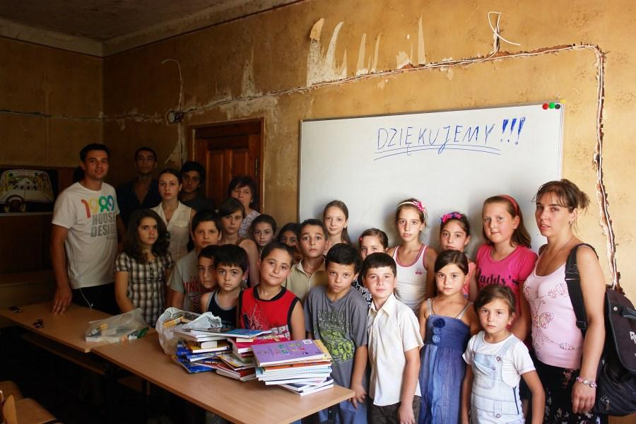 Szkoła Polska w Lagodekhi