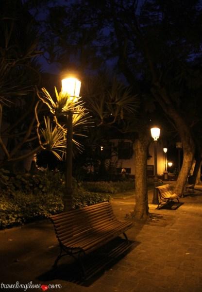 Icod de los Vinos by night (1)