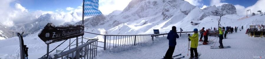 Alpspitze. Przewodnik po Garmisch-Partenkirchen