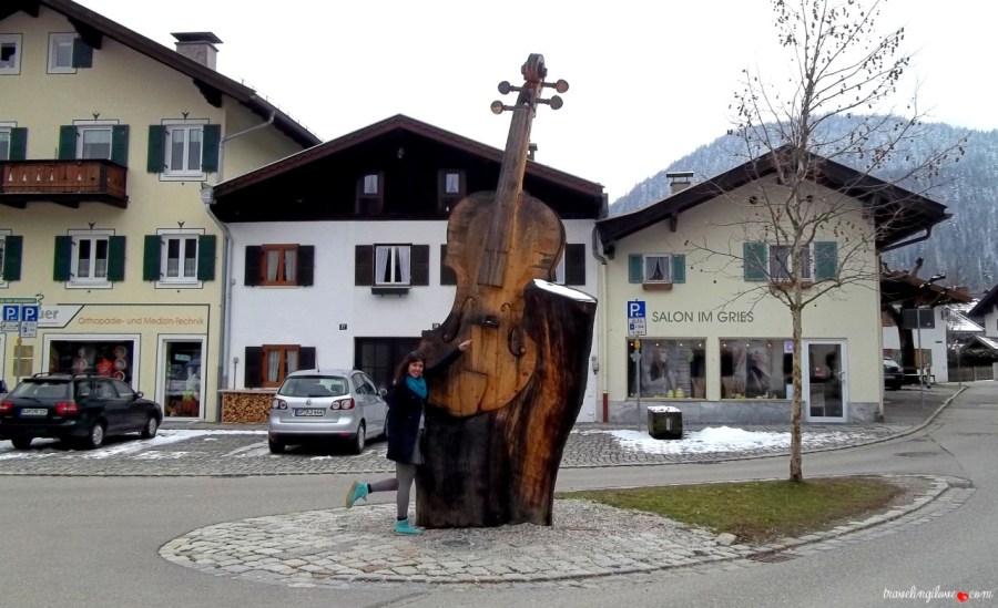 Mittenwald. Przewodnik po Garmisch-Partenkirchen