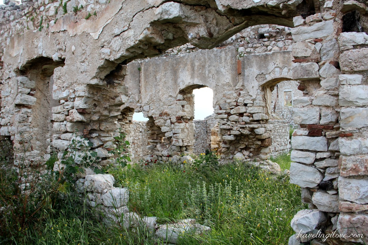 Ruins and poppies (3)